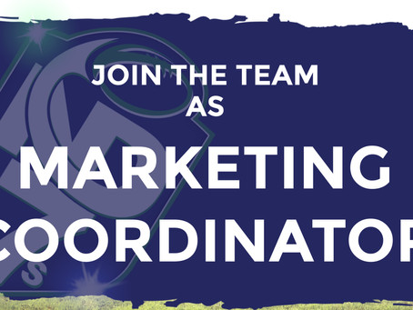 Marketing Coordinator