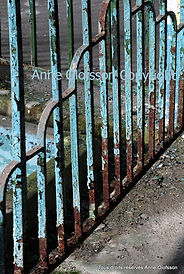 Photo grilles piscine Molitor- Bleu Molitor
