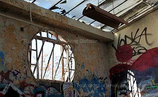 Molitor, fenêtre second étage