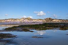 photo- côte d'opale- mer- lumière- dunes