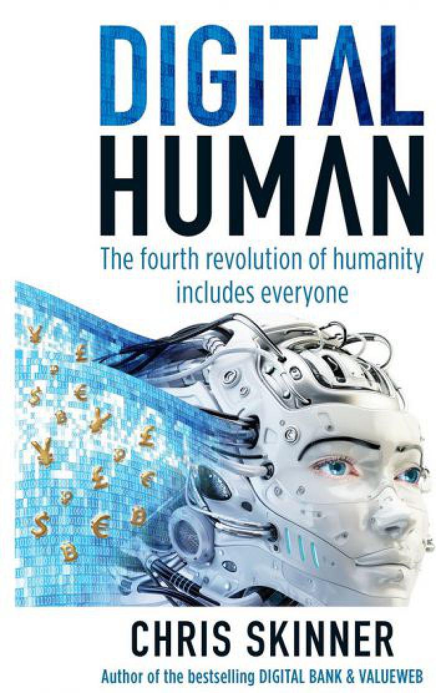 Digital Human book cover