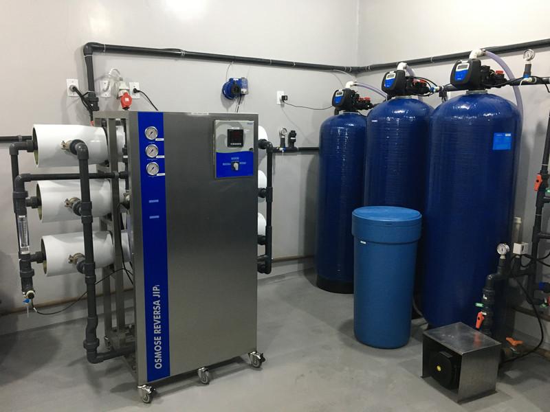 Instalação em Laboratório Farmacêutico em RS - 5.000 litros/hora