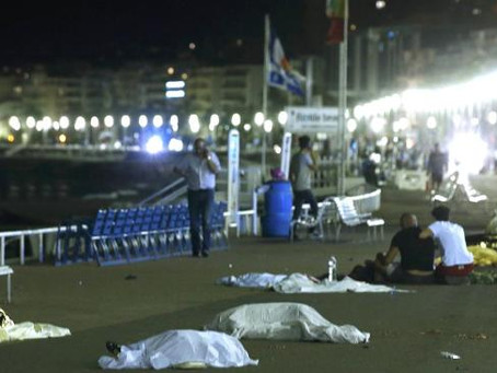 Murder Amidst Celebration: Nice France Terrorism