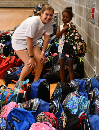 Backpack Buddies Distribution 2018