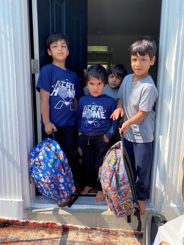 Backpack Buddies Distribution 2020