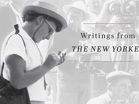 Reporting Always: Writings From The New Yorker by Lillian Ross