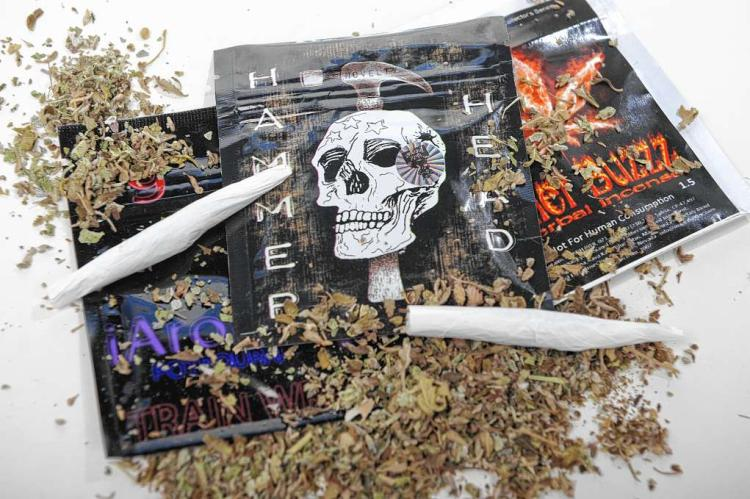 Not for Human Consumption' - synthetic psychoactive drugs