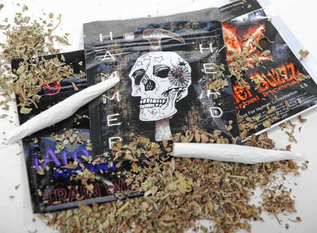'Not for Human Consumption' - synthetic psychoactive drugs