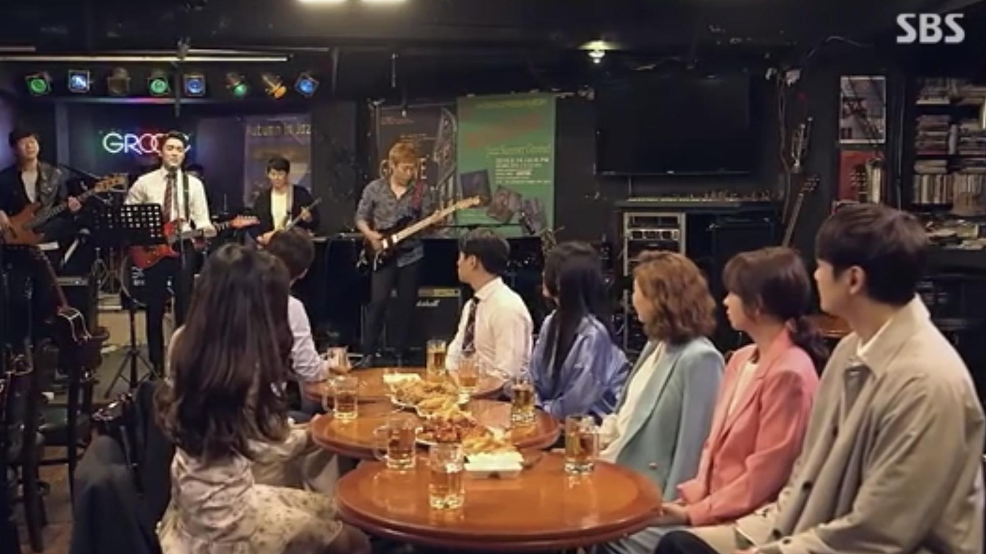 SBS TV 드라마 촬영
