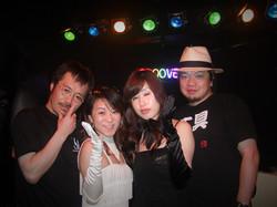 일본 블루스밴드 공연