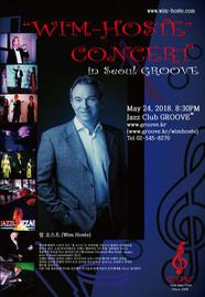 Wim Hoste Concert