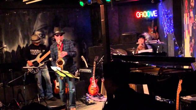 Mo`Better Blues / 색소포니스트 그루버김 & 한양83그루버스밴드 Jam Session