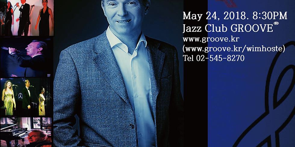 Wim-Hoste Concert in Seoul GROOVE