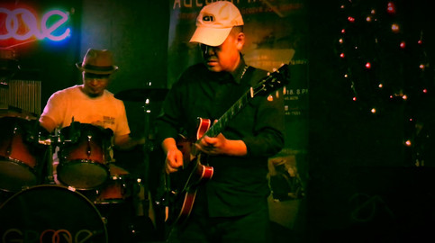 Just the two of us / Tenor그루버김&M-Band Jam session