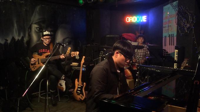 GROOVE JAZZ TRIO 클럽공연