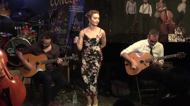 Nicotine-Swing Concert