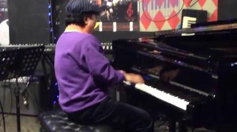 Blue Bossa / Jazz Piano Solo / 재즈피아니스트 스완김