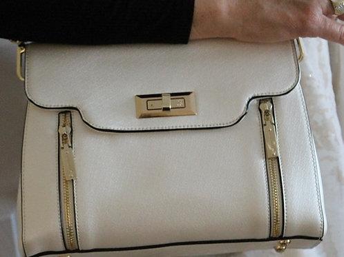 York Bag in Pearl