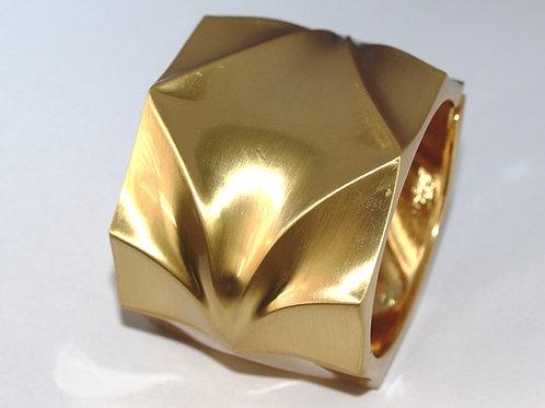 Large Gold Bracelet