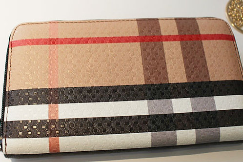 Burberry Style Wallet