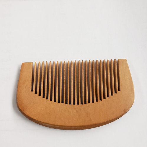 Small Beard/Mustache Comb