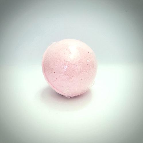 Strawberry Cream Bath Fizzy Bomb