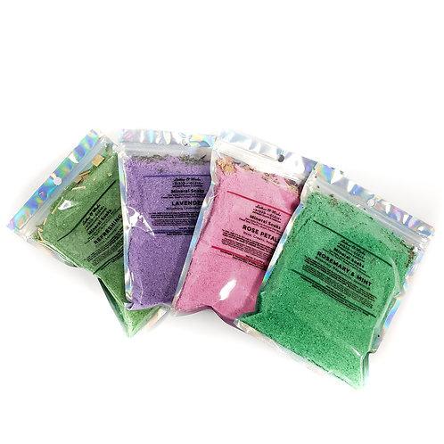 Mineral Sea Salt Soaks