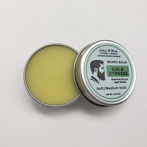 Gin & Cypress Beard Balm
