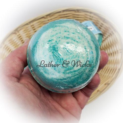 Bergamot & Thyme Bath Fizzy Bomb