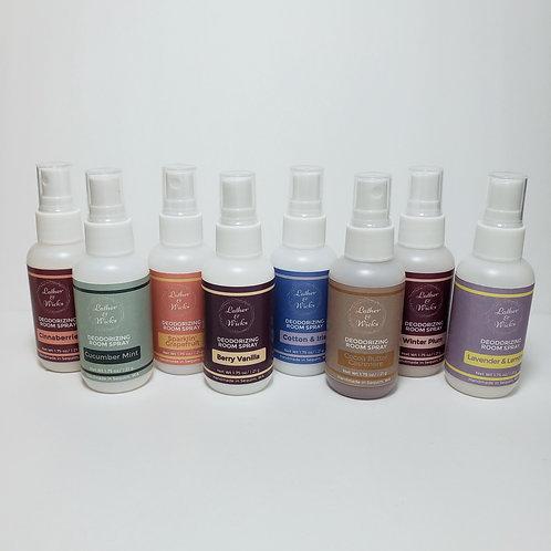 Deodorizing Room Spray 1.75oz Travel Size
