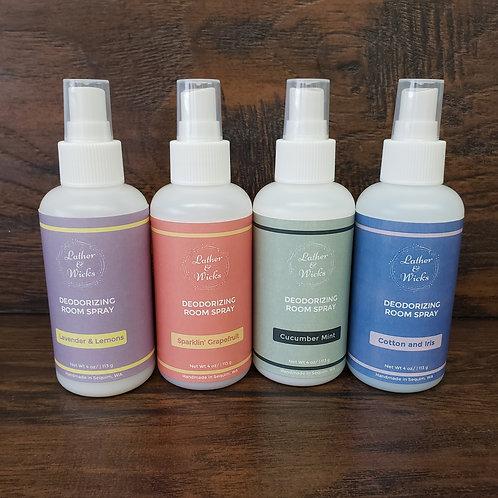 Deodorizing Room Spray 4oz
