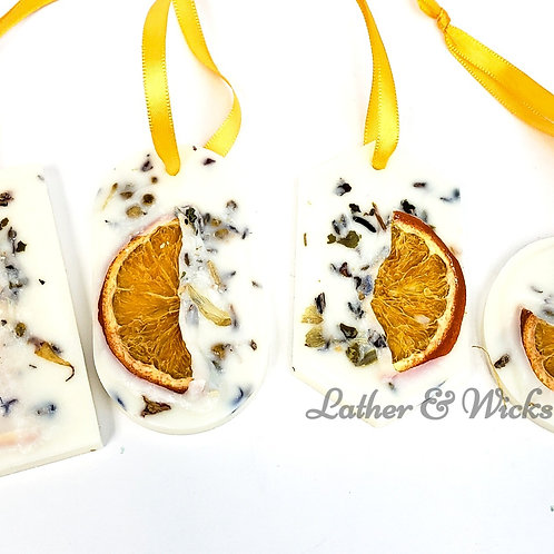 Soy Wax Sachets for Closet or Drawers