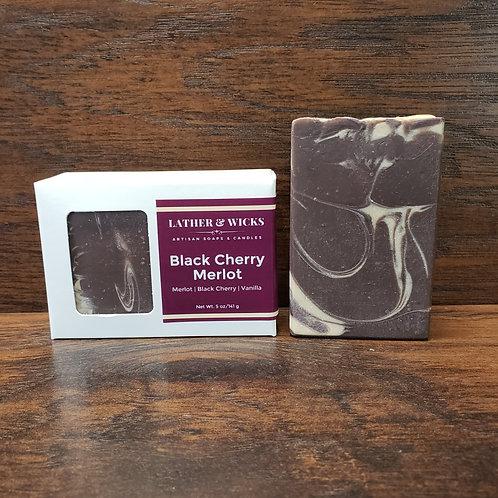 Black Cherry Merlot Body Bar