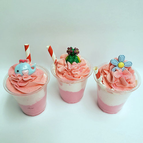 Strawberry Cream Bath Smoothie