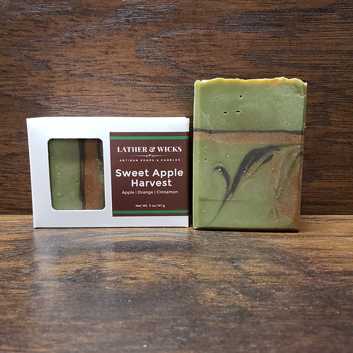 Sweet Apple Harvest Body Bar