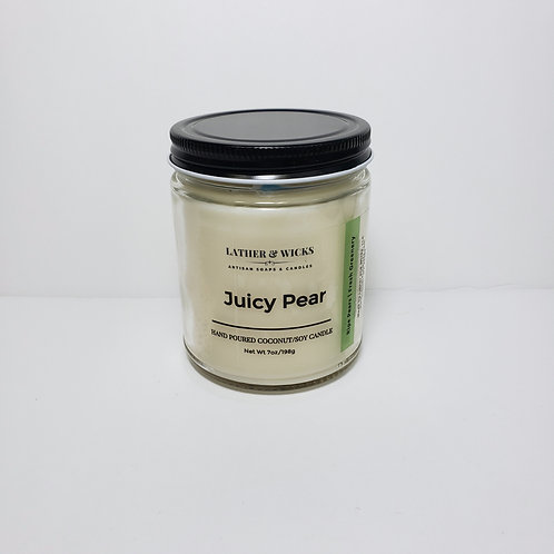 Juicy Pear Coco/Soy Candle