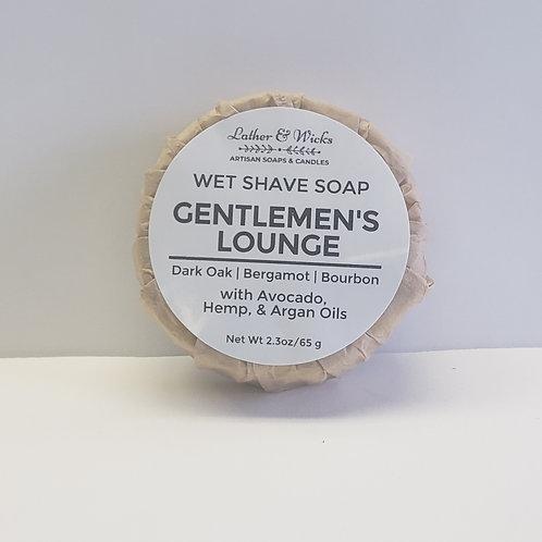 Men's Wet Shave Soap