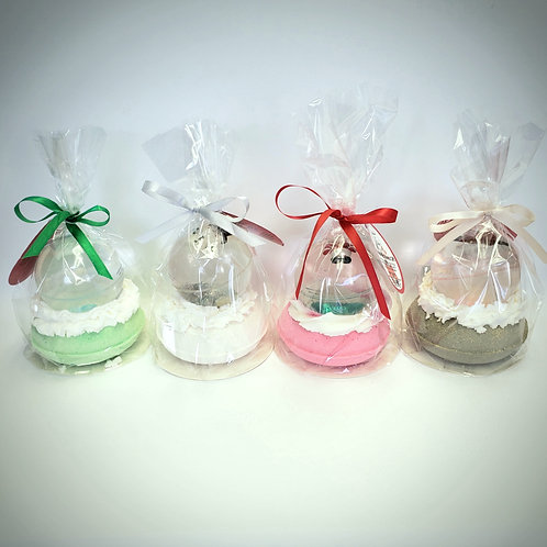 Bubble Fizz Bomb Holiday Gift