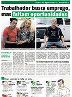 Entrevista Jornal Agora Beatriz Brandão