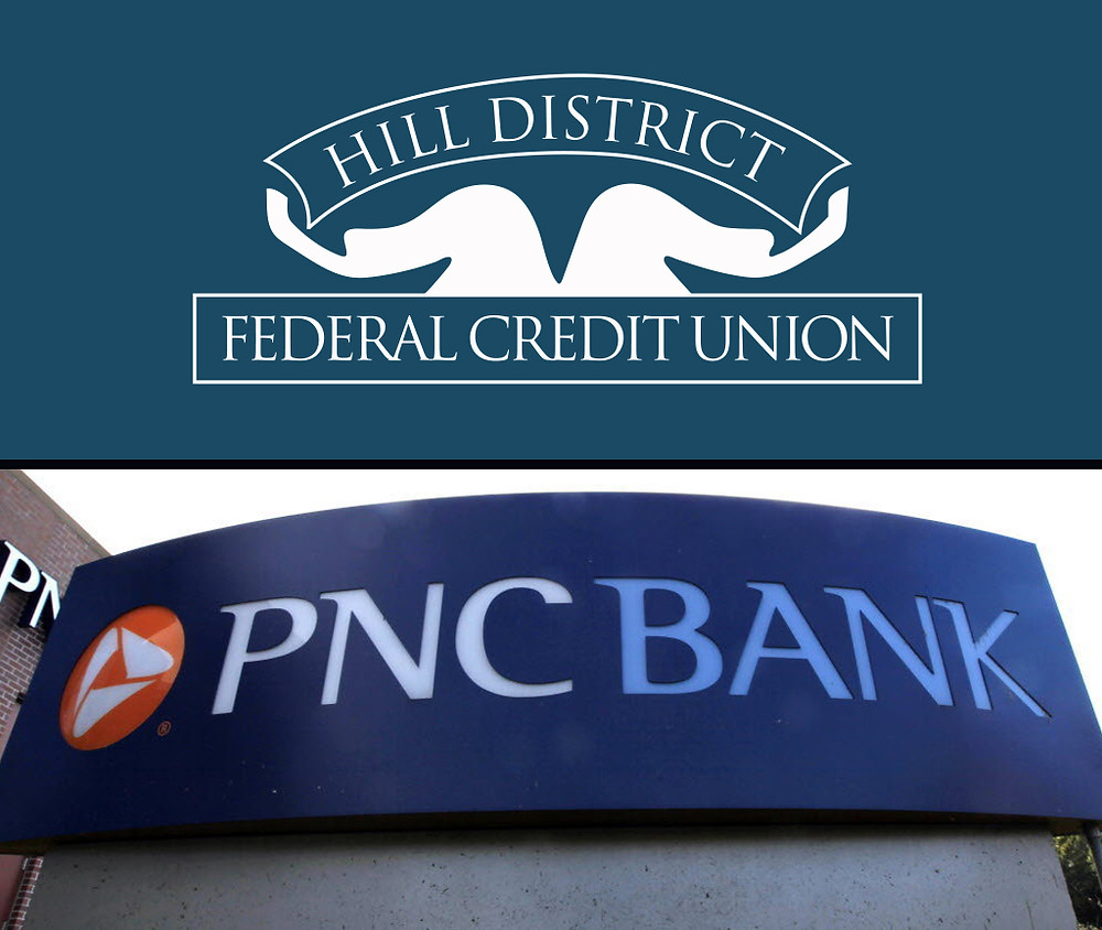 Hill District PNC Bank