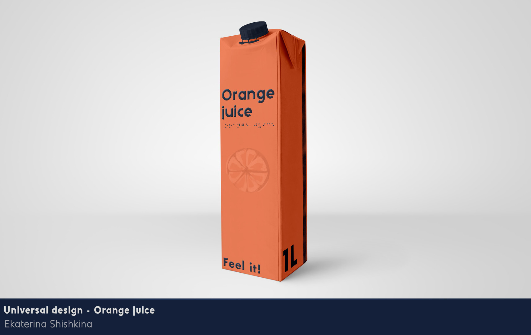 Accessible Packaging
