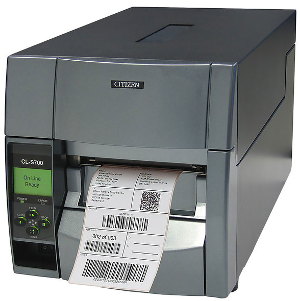 CITIZEN CL-S700 Drucker Serie