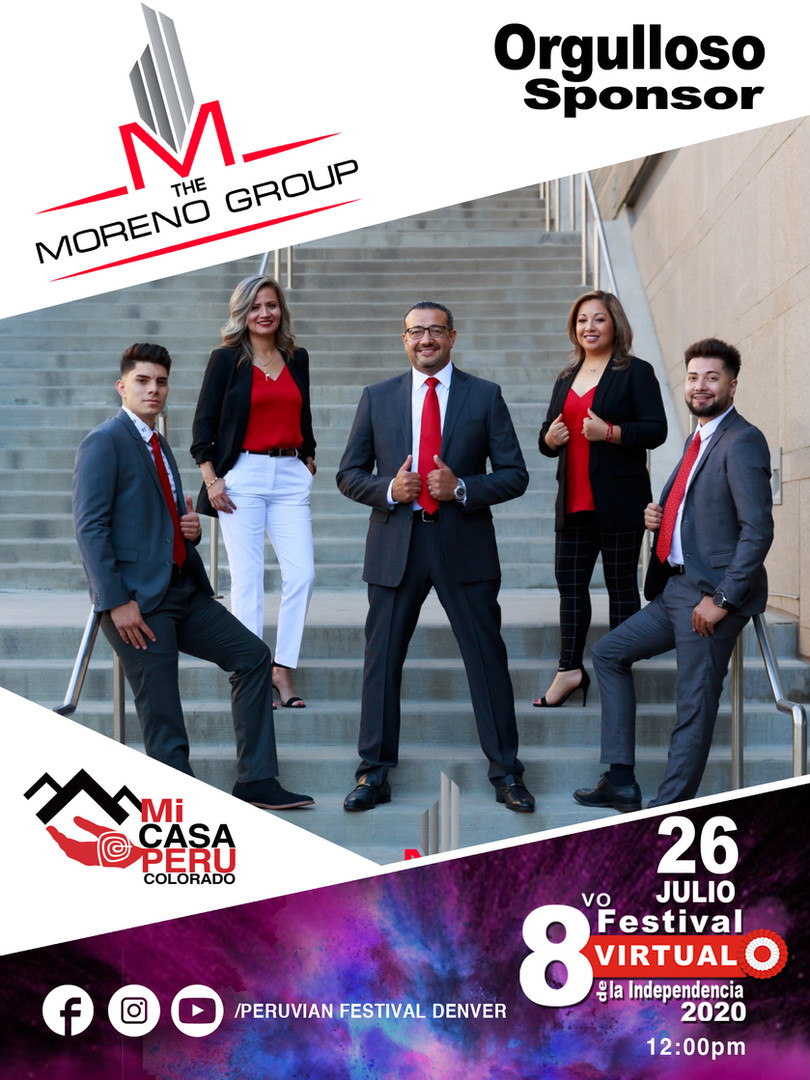 Moreno group Sponsor