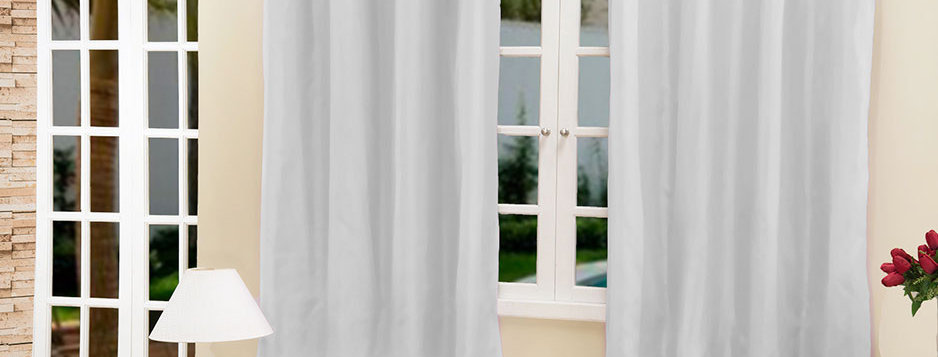 Cortina corta luz | PVC | Estilo Imperial