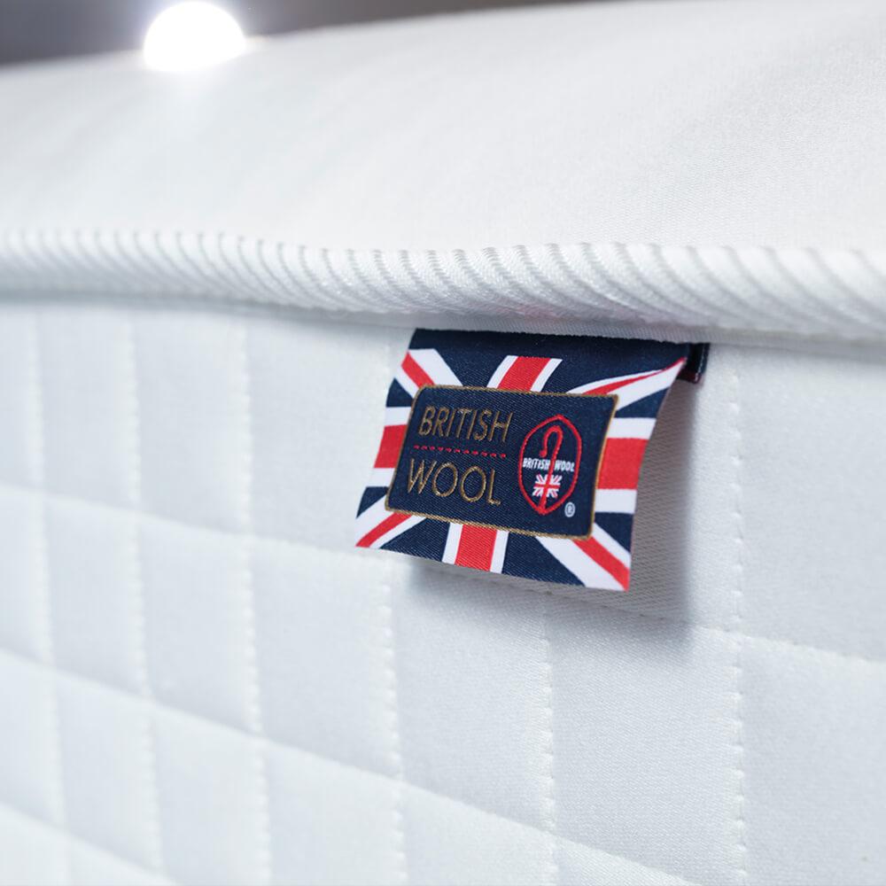 platinum wol: keurmerk van echte scheerwol