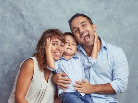 Ritratti di famiglia, creiamo i nostri ricordi.