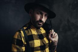 Fotografo cantanti musica cagliari sarde