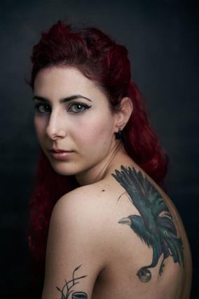 Pubblicità tatuaggio tatuatore tattoo fo