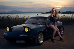Advertising photography sardinia movie