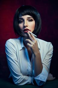 Portrait Photographer actress Sardinia C